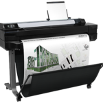HP Designjet T520 36-in ePrinter (CQ893A) 2